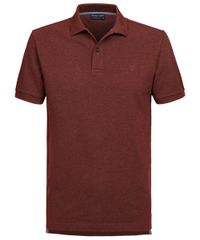 Royal mélange cotton polo