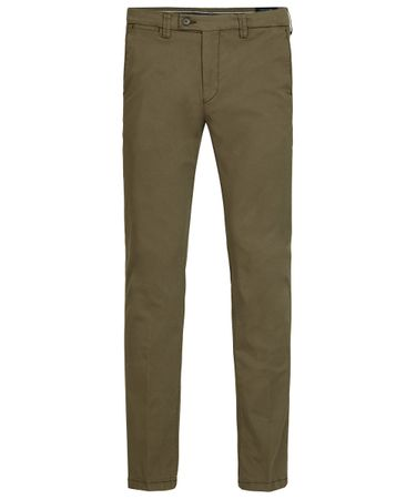 Army green garment dye chinos