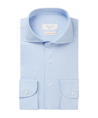 SHIRT X CUTAWAY SF SC LIGHT BLUE