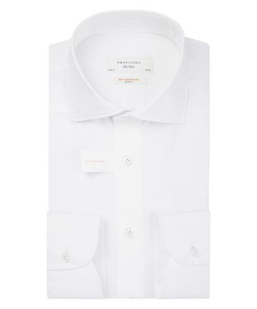 SHIRT X CA SOFT SC SF WHITE