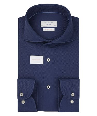 SHIRT X CUTAWAY SOFT SC SF  NAVY