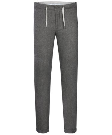 Grey sportcord trousers
