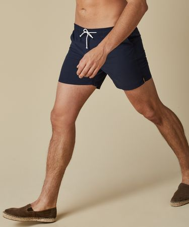 SWIMSHORT SOLID NAVY