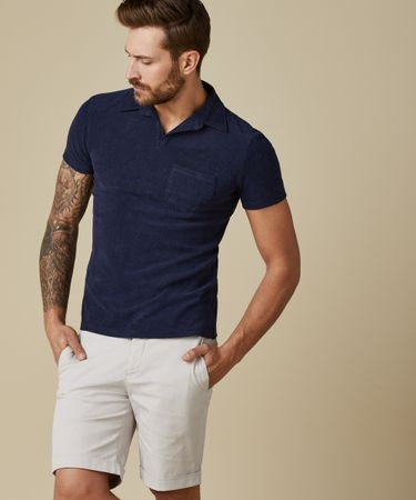 POLO SHORT SLEEVE NAVY