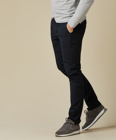 TROUSER CHINO COTELEE GD NAVY