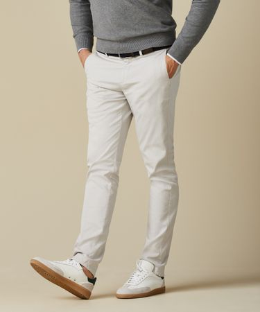 TROUSER CHINO COTELEE GD SAND